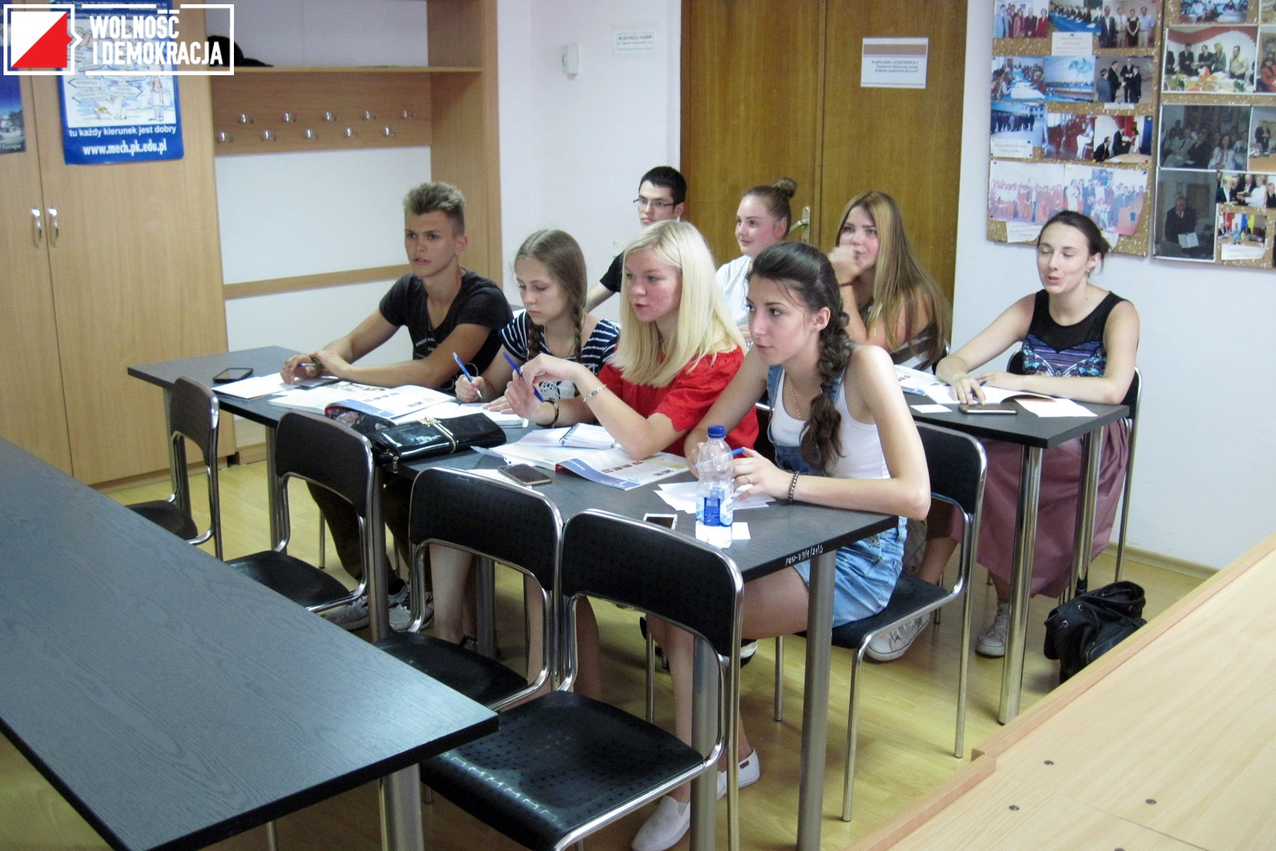 Szkoła Letnia w Chmielnickim