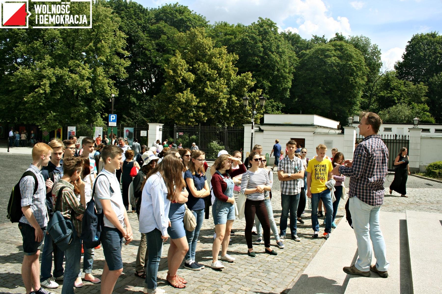 Trwa projekt Opowiem Ci o Polsce