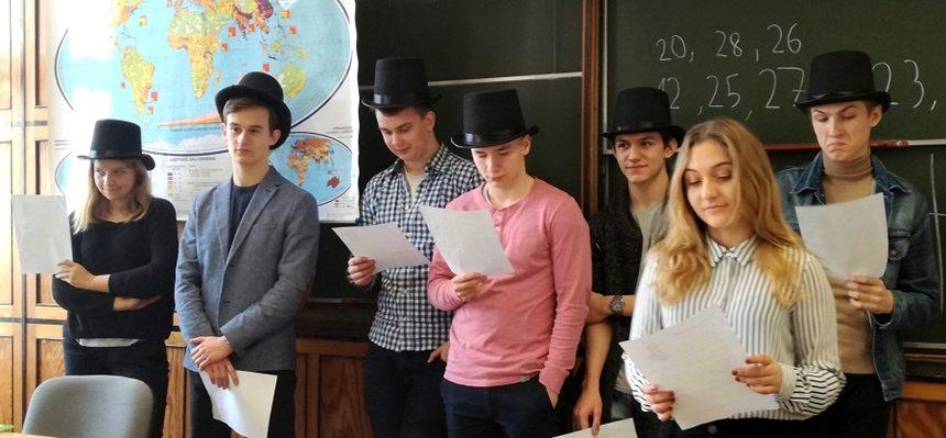 Warsztaty z przedsiębiorczości w XVIII Liceum Ogólnokształcącego im. Jana Zamoyskiego w Warszawie