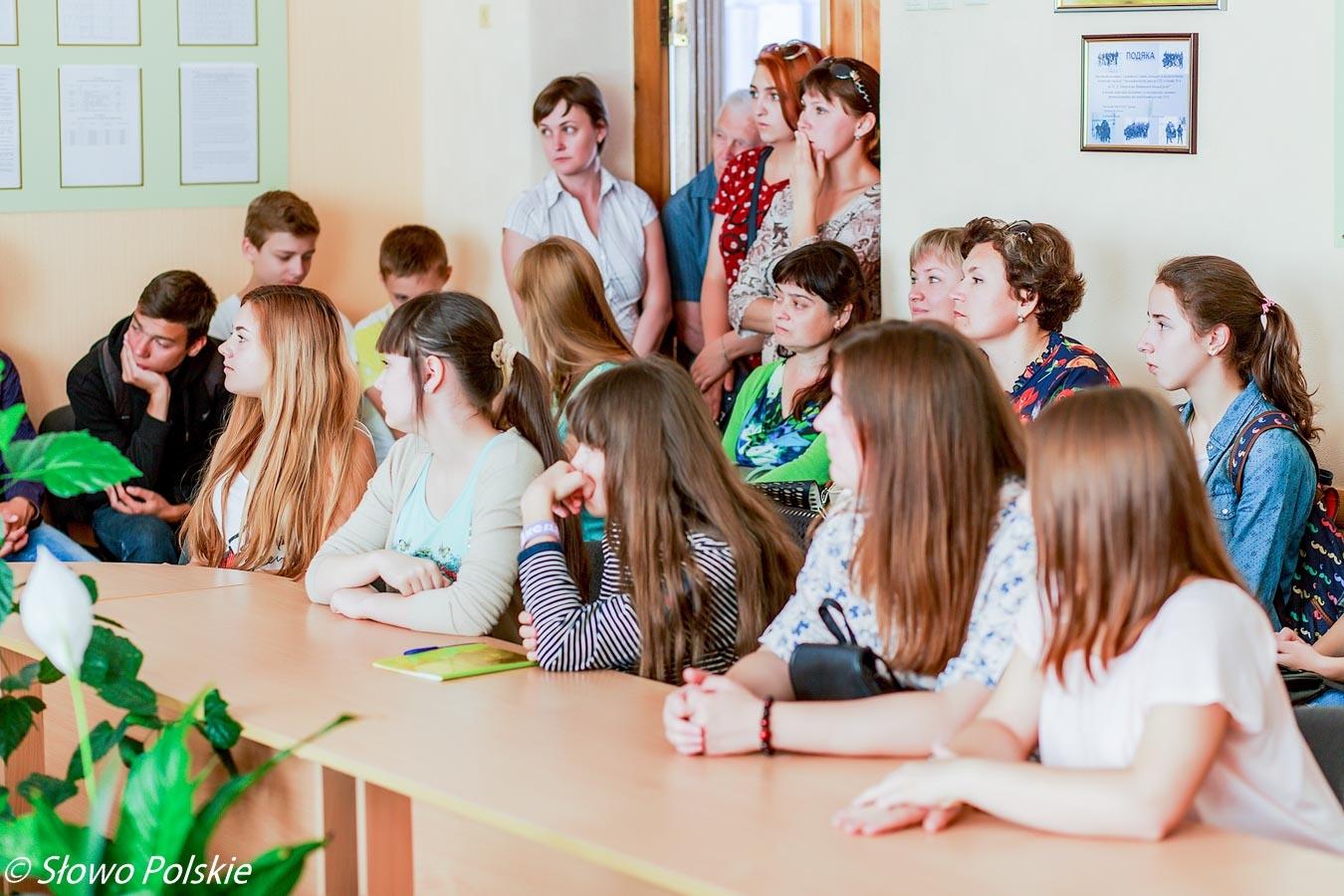 W Winnicy wystartowała Letnia Szkoła Języka Polskiego