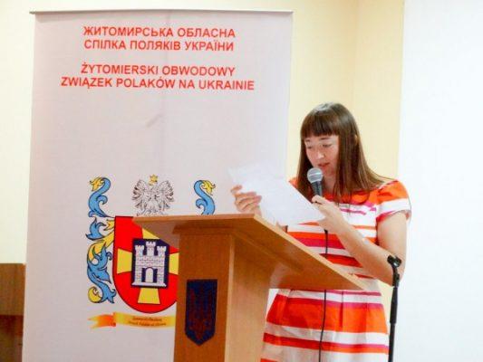 Narodowe Czytanie w Żytomierzu