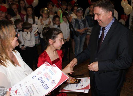 Polonia charkowska świętuje koniec roku szkolnego