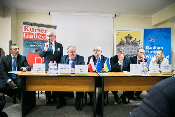 """X Polsko-Ukraińskie Spotkania """"Historia, Współczesność i Przyszłość"""" za nami"""
