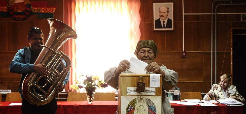TV Biełsat stworzyła portal dotyczący wyborów prezydenckich na Białorusi