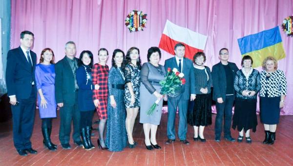15 lat Domu Polskiego w Berdiańsku