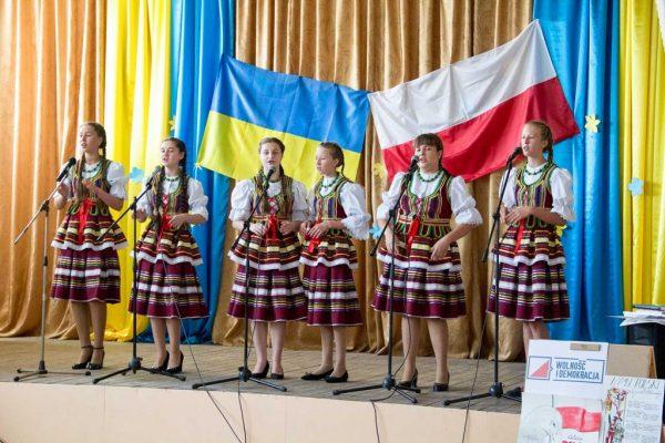 Polsko-ukraińskie urodziny Krasiłowa