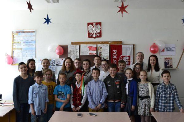 Święto 3 Maja w Krasiłowie