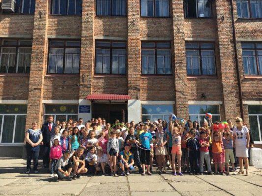 W Szepetówce wystartowała letnia szkoła