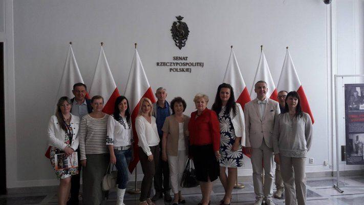 Trwa wizyta studyjna nauczycieli z Ukrainy