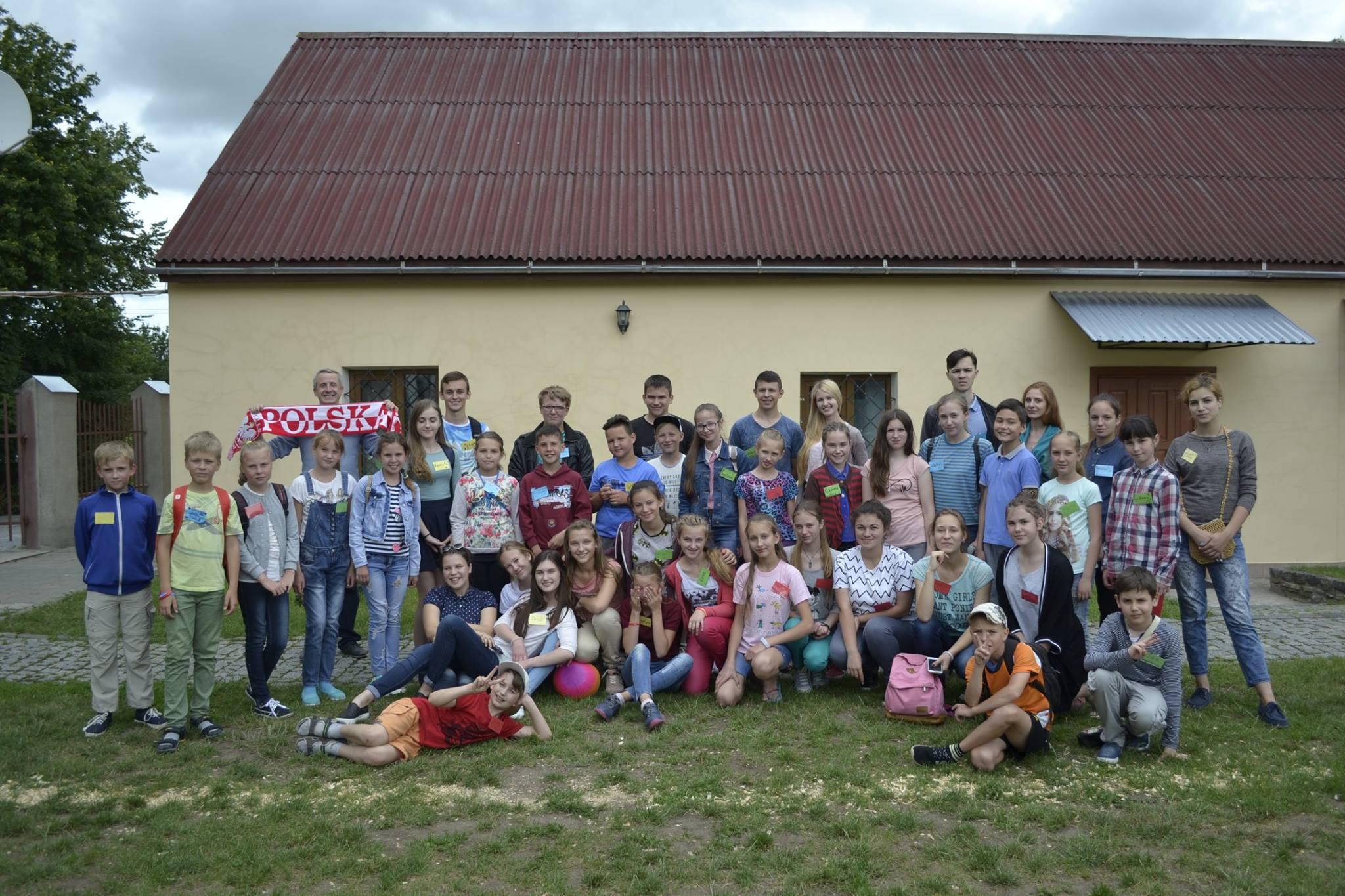 Szkoła Letnia w Krasiłowie