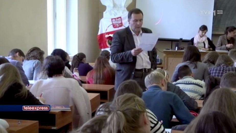 Odbyło się I Ogólnoukraińskie Dyktando Języka Polskiego!