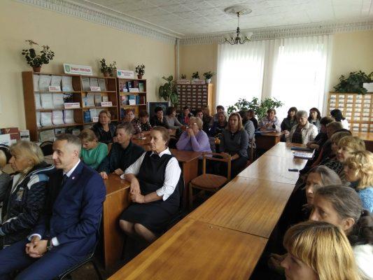 Polska literatura w krasiłowskiej bibliotece