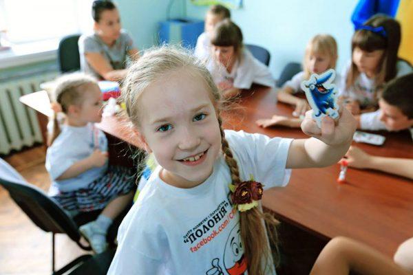 Fundacja uczy polskiego także w wakacje