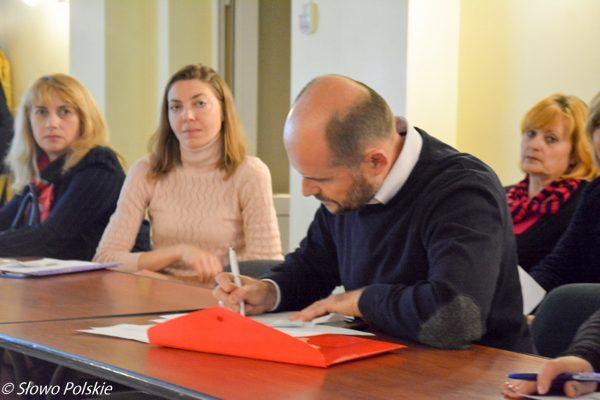 Warsztaty integracyjne w Sławucie i Krasiłowie