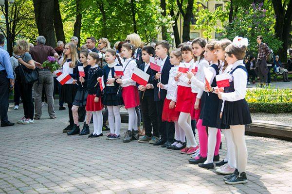3 maja w Iwano-Frankiwsku