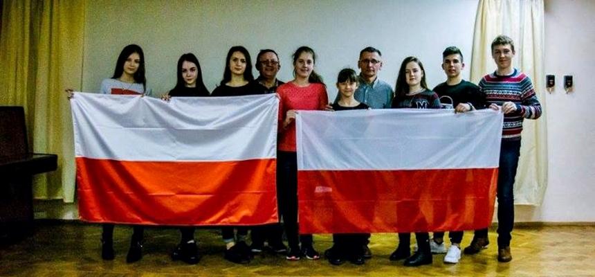 Intensywny marzec w Szkole Polskiej w Kowlu