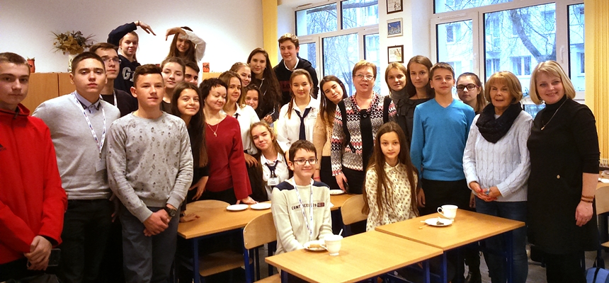 Wizyta Studyjna Dzieci I Młodzieży Ze Szkół Ukraińskich W Warszawie