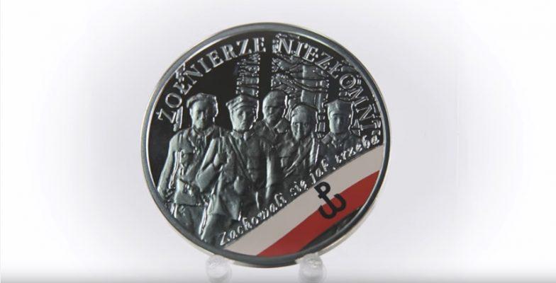 Spot Narodowego Banku Polskiego z okazji Narodowego Dnia Pamięci Żołnierzy Wyklętych