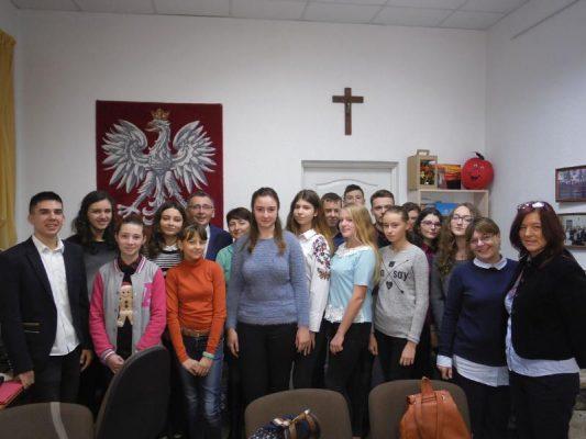 Olimpiada Historii Polski w Łucku