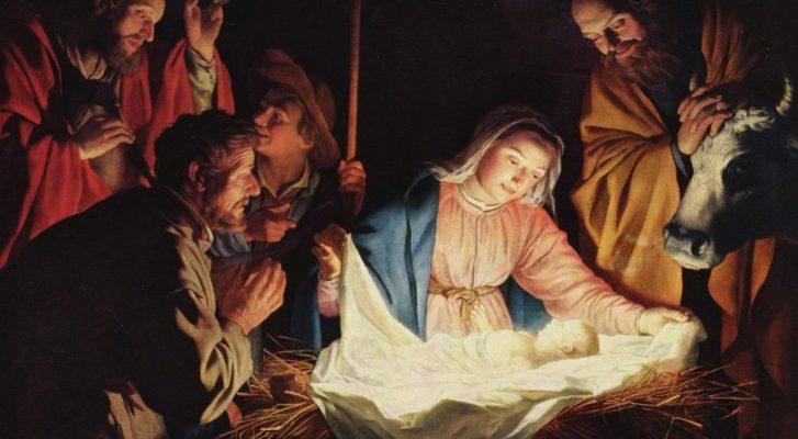 Podnieś rękę Boże Dziecię, błogosław Ojczyznę miłą…