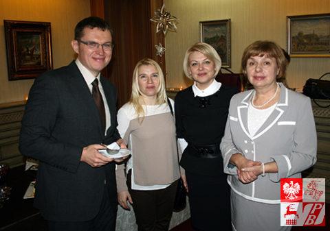 Polacy na Białorusi świętowali Boże Narodzenie