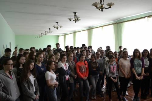Promocja języka polskiego w Krasiłowie