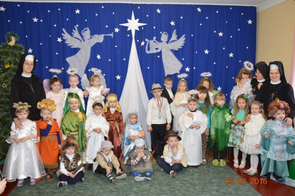 """Boże Narodzenie w świetlicy """"Ziarenko"""""""