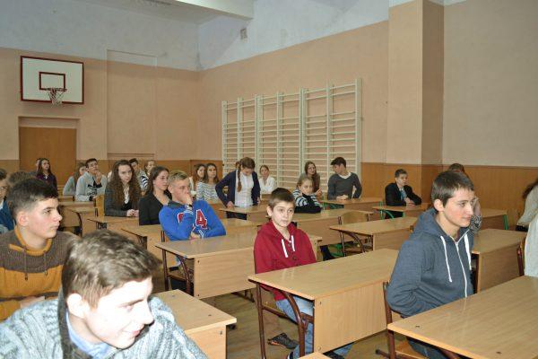 Lwowski I etap Olimpiady Historii Polski na Ukrainie