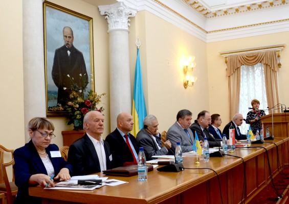 """Konferencja """"Tradycja – współczesność pogranicza: piśmiennictwo, edukacja, historia"""" w Kijowie"""