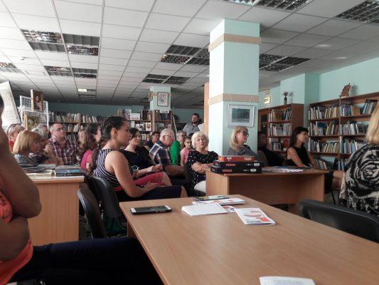 Początek roku szkolnego w Dnieprze