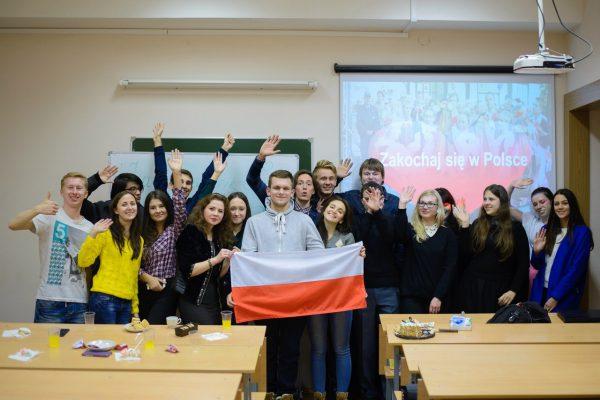 """""""Zakochaj się w Polsce"""" w Mińsku"""