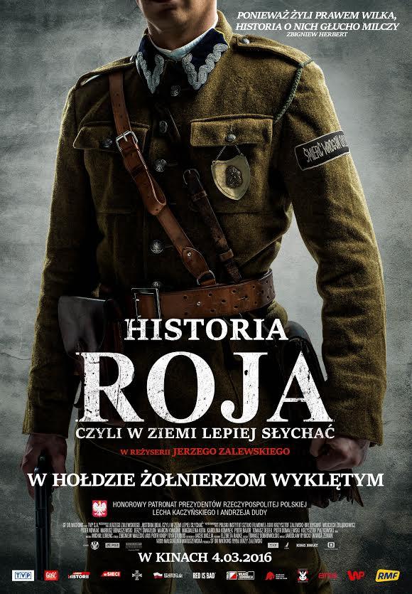 """Fundacja Wolność i Demokracja partnerem filmu """"Historia Roja"""""""