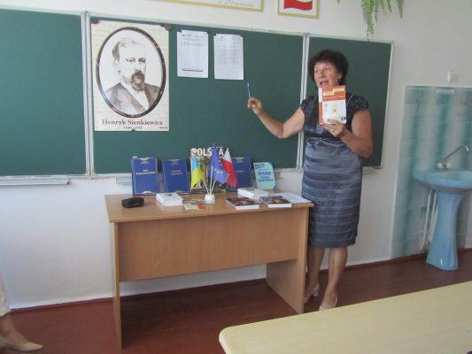 Narodowe czytanie w Nowogradzie Wołyńskim