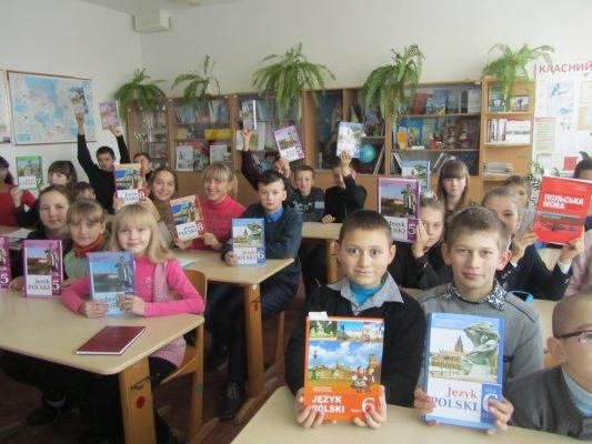 Lekcja ortografii w Nowogrodzie Wołyńskim
