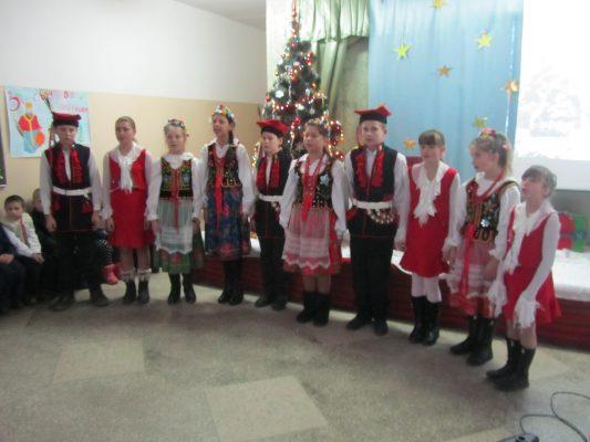 Dzieci z Nowogrodu Wołyńskiego czekają na Świętego