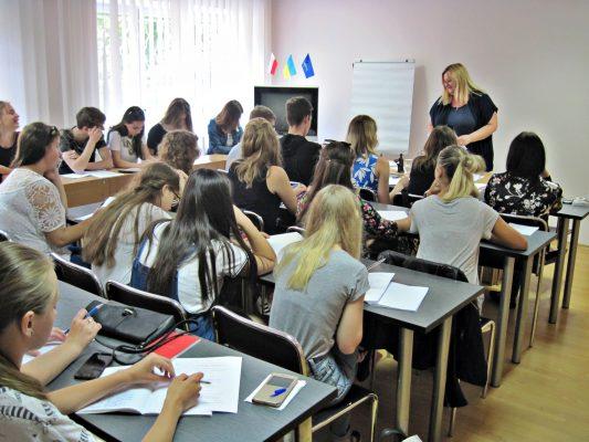 Efekty Szkoły Letniej w Chmielnickim