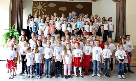 Inauguracja Roku Szkolnego w Polskiej Szkole Sobotniej przy Związku Polaków w Kijowie