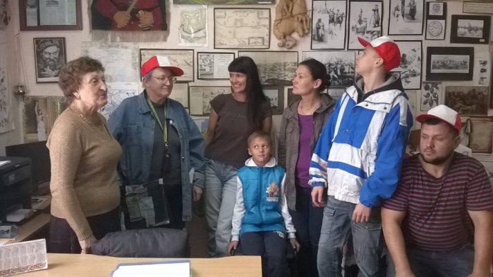 Polacy z Dniepra w Twierdzy Kudak