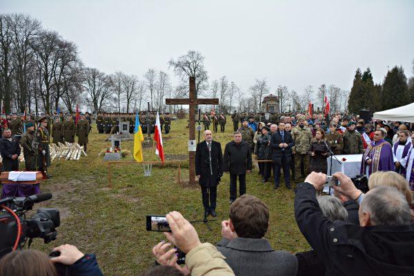 Pożegnaliśmy 27 żołnierzy Wojska Polskiego poległych pod Lwowem