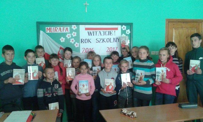 Rok szkolny w Szarogrodzie rozpoczęty!