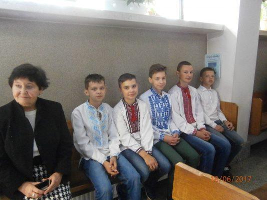 Dzieci z Kamionki Buskiej na wycieczce w Polsce