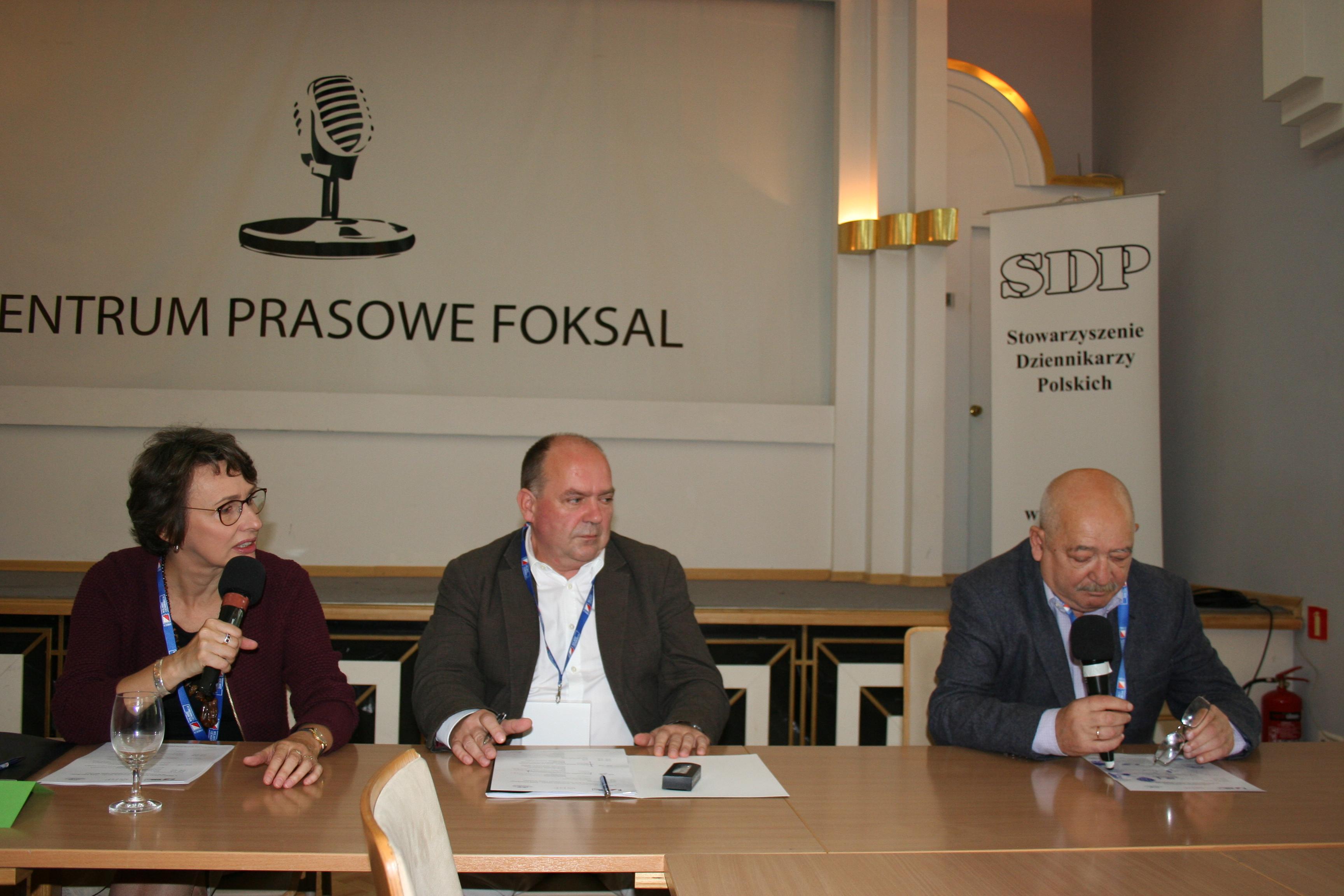 Forum polsko-rosyjskiego dialogu dziennikarskiego