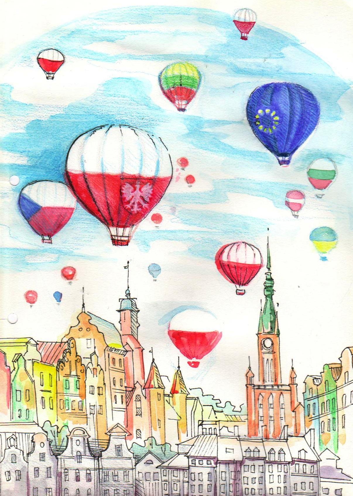 Лауреати конкурсу «Абетка польського класу» – учні Бердичівської школи №1