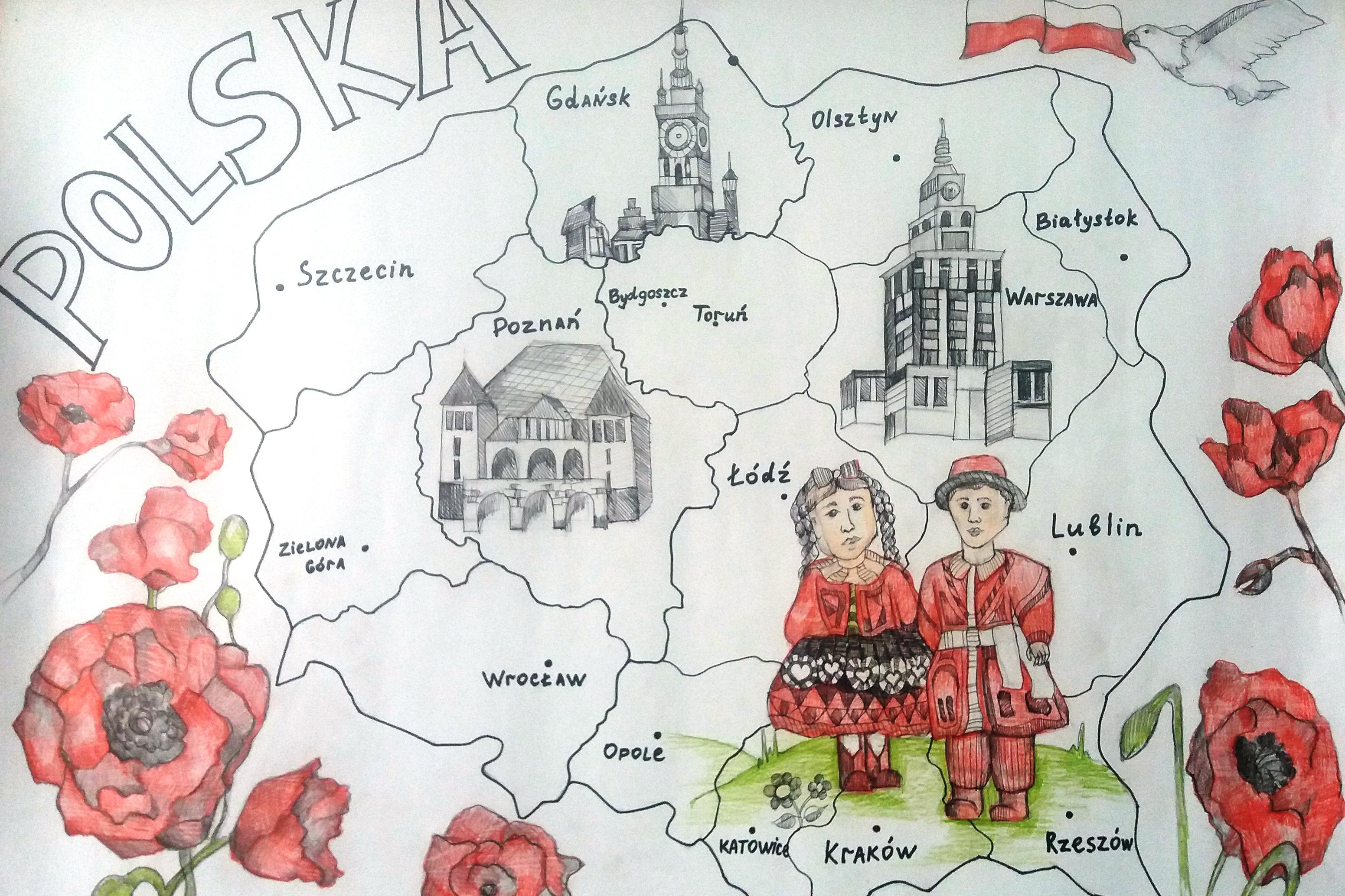Лауреати конкурсу «Абетка польського класу» – загальноосвітня школа №29 м. Хмельницький