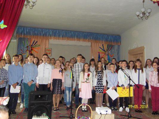 Zakończenie roku szkolnego w Drohobyczu