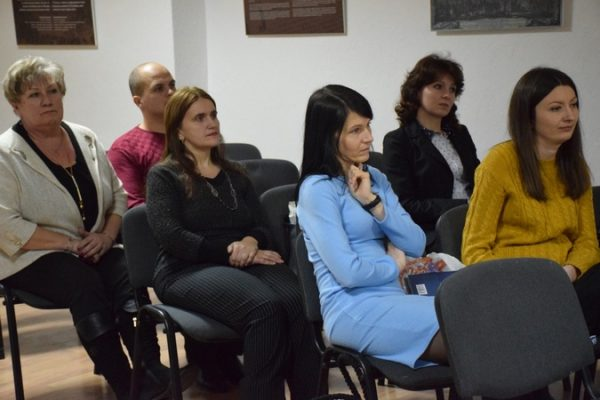 Spotkanie polskich nauczycieli w Iwano-Frankiwsku