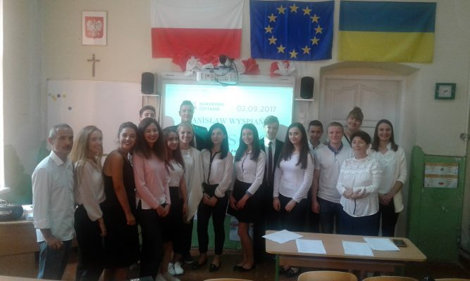 Szkoła Polskiej Mniejszości Narodowej w Stryju rozpoczęła rok szkolny