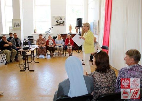 Kolejne szkolenie nauczycieli w Grodnie