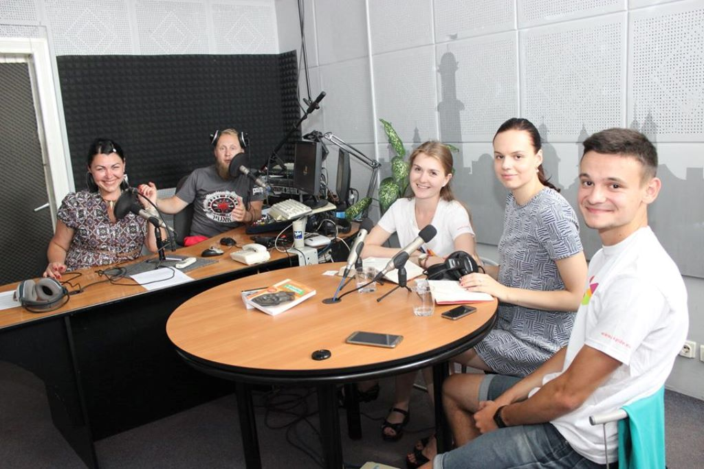 Młodzi liderzy czytają Sienkiewicza na antenie!