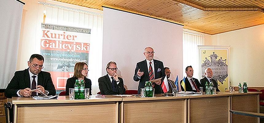 """""""Stosunki polsko-ukraińskie. Historia, współczesność i przyszłość""""."""